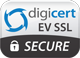 Secured via DigiCert Extended Validation certificate