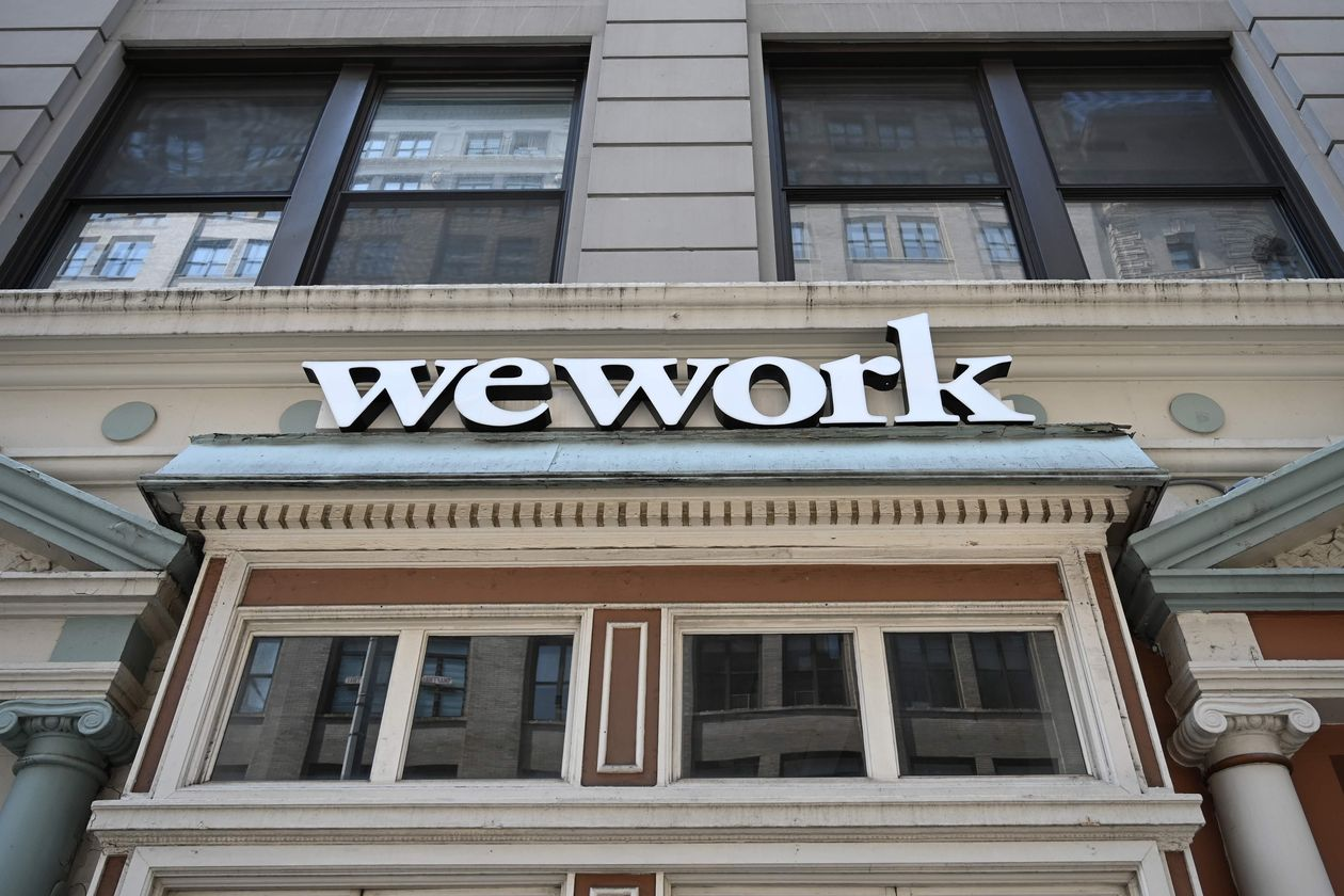 WSJ: WeWork Parent Weighs Further Valuation Cut Thumbnail