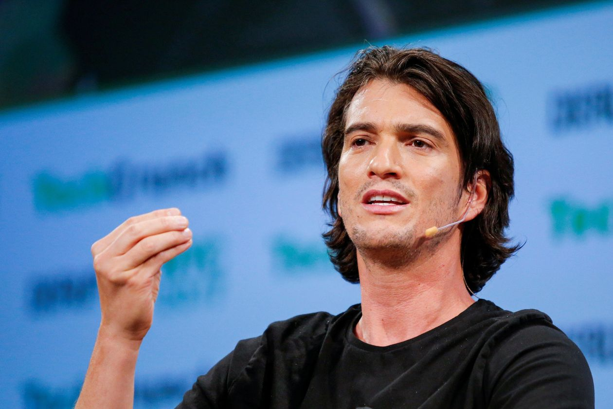 WSJ: Some WeWork Board Members Seek to Remove Adam Neumann as CEO Thumbnail