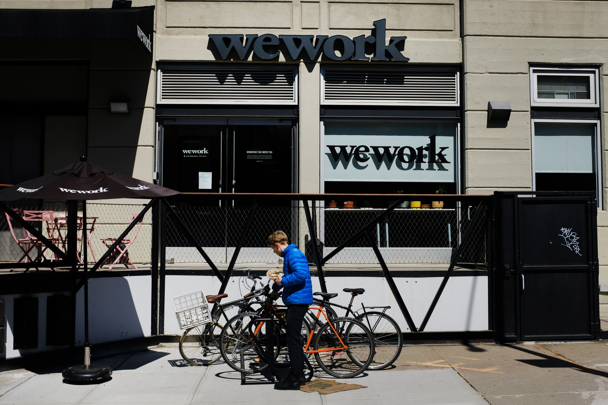 NYT: WeWork Limits C.E.O.'s Power as It Presses Forward With Stock Sale Thumbnail
