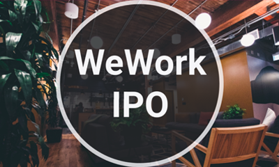 WeWork IPO Center