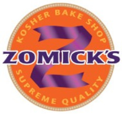 Zomick's Kosher Bakery Stock
