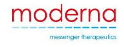 Moderna Therapeutics Logo