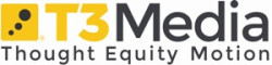 T3Media Logo