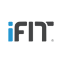 iFit - fitness technology Logo