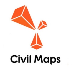 Civil Maps Logo