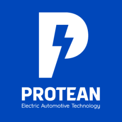 Protean Electric Logo