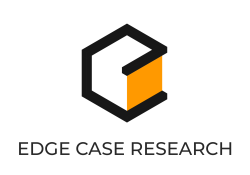 Invest in Edge Case Research