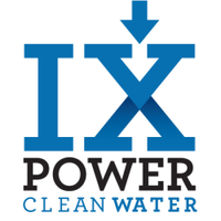 IX Power Clean Water Logo