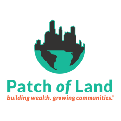 Patch of Land Logo