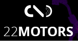 Twenty Two Motors Logo