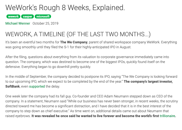wework article ss